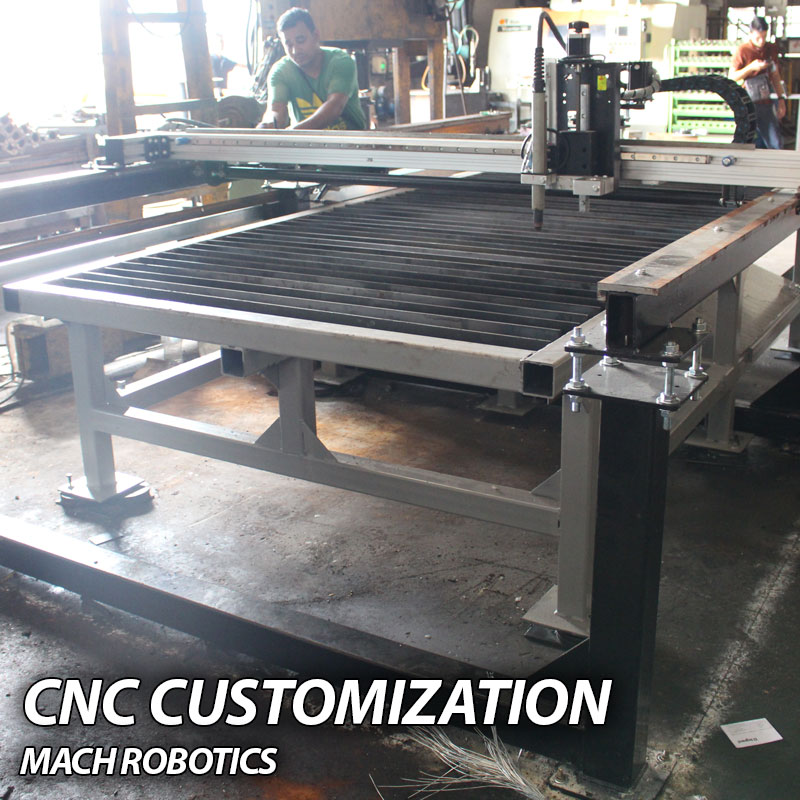 Customize Your CNC